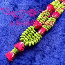 Indian Wedding Flowers Garlands Exquisite Designer Wedding Garland Jaimala Haar Varmala Made