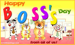 happy boss u0027s day wishes for you free happy boss u0027s day ecards
