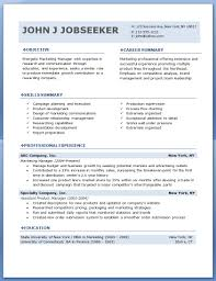 Resume Format Pdf For Experienced It Professionals by Is Your Resume Template Holding You Back Dadakan