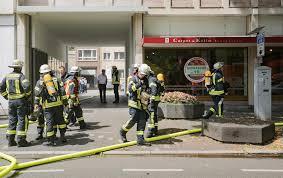 Kino Bonn Bad Godesberg Brand In Bad Godesberg Rauch Aus Dem Keller Eines Wohn Und