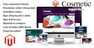 cosmetic responsive magento theme by linharex themeforest