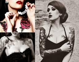 pop culture and fashion magic pin up girls and pin up tattoos u2013 a