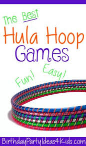 Easy Backyard Games Hula Hoop Games Fun Games That All Use A Hula Hoop For Kids Of