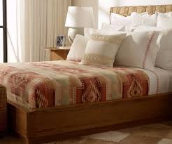 Ralph Lauren Furniture Beds by Rare Ralph Lauren Corral Laurel Canyon Southwest King Blanket