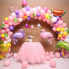 balloon delivery hawaii amawill flamingo helium foil balloons mariage layout balloons