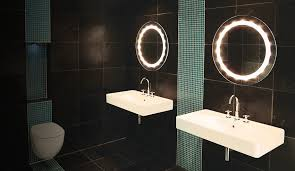 Heated Bathroom Mirror by Reflecting On Quality Instyle Led