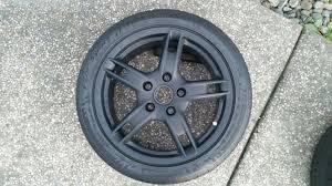 lexus wheels powder coated 987 s factory 18