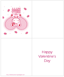 hello valentines day hello coloring pages