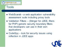 web application security threats and counter measures ppt download