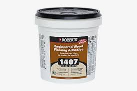 installing an engineered hardwood floor with glue the home depot