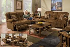 Catnapper Recliner Sofa 1421 Catnapper Concord Lay Flat Reclining Sofa Available In