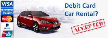 car rentals that accept prepaid debit cards easirent car rental with a debit card