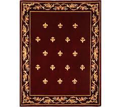 Qvc Area Rugs Royal Palace Special Edition 8 U0027x10 U00276
