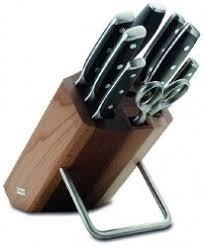 bloc couteau cuisine couteaux de cuisine wusthof x line