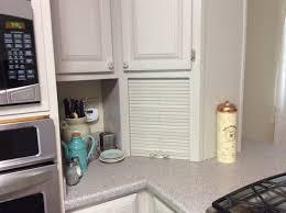 garage door for kitchen cabinet appliance garage doors