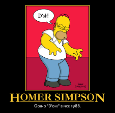 Homer Simpson Meme - homer simpson d oh by onikage108 on deviantart