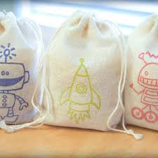 muslin favor bags best baby shower party favor bags products on wanelo
