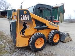 mustang bobcat c c equipment