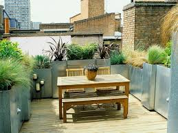 designing and creating rooftop gardens hgtv
