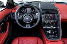 2017 jaguar f type svr first drive review automobile magazine