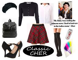 clueless costume diy costume idea cher horowitz from the iconic clueless