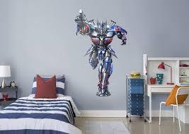 transformers the last knight fathead vinyl wall decals wall the last knight decals 06