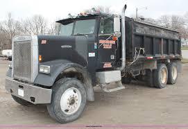1984 freightliner dump truck item h6176 sold april 24 c
