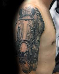 tattoo pictures horse 70 horse tattoos for men noble animal design ideas