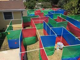 Backyard Haunted House Ideas Free Plans And Pictures Of Pvc Pipe Projects Can Give You Ideas