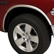 dodge ram sport wheels dodge ram sport express chrome wheel well fender trim 2009