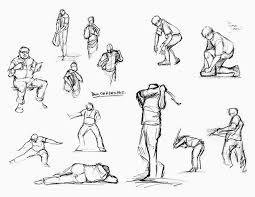 human figures methodology