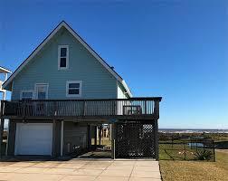 Modified A Frame House 21319 Gulf Dr Galveston Tx 77554 Har Com