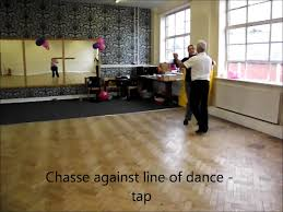 Barn Dance Names Ballroom Barn Dance Walkthrough Sequence Dance Youtube
