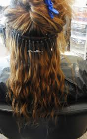 How Long Do Micro Link Hair Extensions Last by No Braids Weaving Flatline Mircolinks U0026 Keratin Beading
