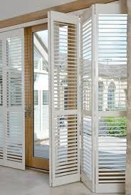 Bypass Shutters For Patio Doors 36 Best British Colonial Interior Shutters Images On Pinterest