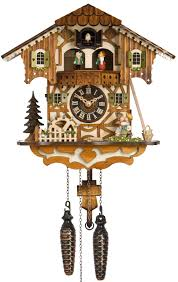 Authentic Cuckoo Clocks Black Forest Imports Inc Clocks Cuckoo Clocks Quartz Chalet