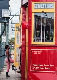 New Orleans Rta Map by North Rampart Streetcars Finally A Go Riders To Board New Line On