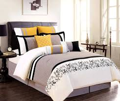 Accessories Charming Gray And Yellow Bedroom Decorate Living - Grey and yellow bedroom designs