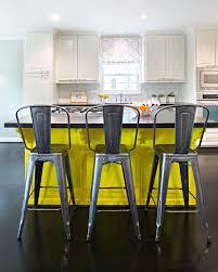 yellow kitchen islands yellow kitchen island transitional kitchen sally wheat interiors