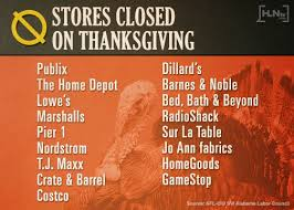 meal vs deal some stores will open earlier on thanksgiving