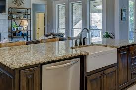 kitchen cabinets and granite countertops near me how to choose the right sink to go with your new countertop