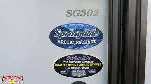 2018 keystone springdale 302fwrk pacific coast rv