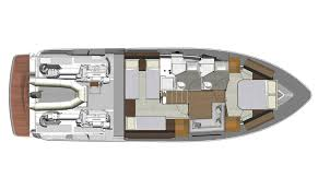 Yacht Floor Plan by Layout