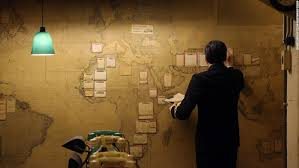 War Cabinet Ww2 Churchill War Rooms Where England Plotted Wwii Victory Cnn Travel