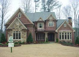Home Design European Style 39 Best Brick With Stone Images On Pinterest Red Brick Homes
