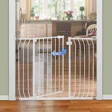 Child Gate Stairs by Amazon Com Summer Infant Anywhere Auto Close Metal Gate White