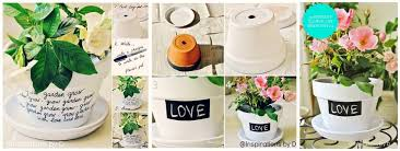Painting Garden Pots Ideas Diy Garden Pots Decoration Ideas That Ll Your Mind
