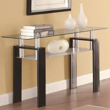glass top sofa table black glass sofa table steal a sofa furniture outlet los angeles ca
