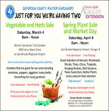 native plants extension master gardener vegetable and herb sale jefferson county master gardeners