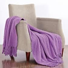 Lavender Throw Rugs Purple Blankets U0026 Throws You U0027ll Love Wayfair
